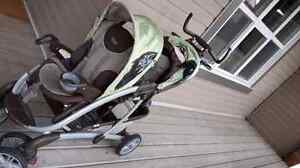 Graco double stroller. Duo glider model.