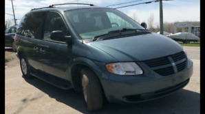 2006 DODGE CARAVAN only 85000km as is no safety $1850