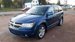 2010 DODGE JOURNEY R/T AWD SUV CROSSOVER - MINT! 7 PASSENGER!