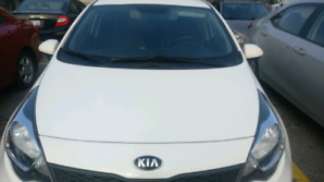 Kia Rio Lx Sedan like new no accident