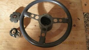 1970 and up Pontiac Firebird Formula Steering Wheel