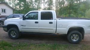 2006 Chevy silverado crewcab   NEW PRICE!