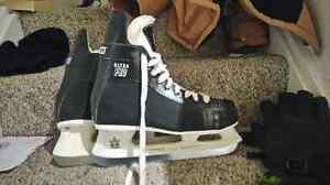 CCM ultra pro hockey skates