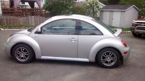 superbe  New Beetle 2000 automatic ( mécanic A-1 ) tres propre