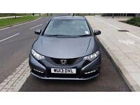 New Honda Civic 1.3 2013 long MOT 27k only £7900