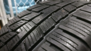 Set of 4 Nokian WRG2 All Weather Tires 205/50R17