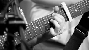 In-home guitar and piano lessons Etobicoke