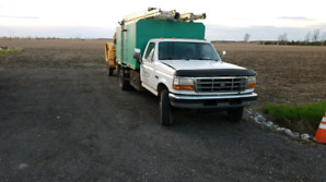 Ford f450 8000