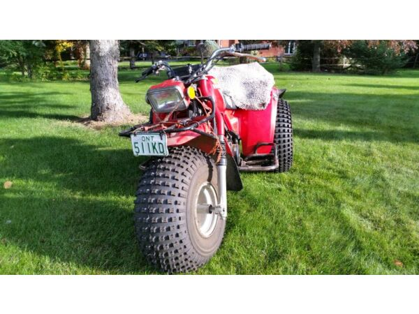 Used 1984 Honda 200 3 Wheeler
