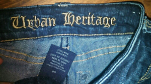 Urban Heritage jeans size 00
