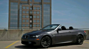 Superbe BMW M3 convertible 2008