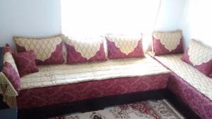 Salon marocain complet neuf