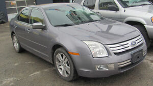 2006 Ford Fusion 4 doors ,Auto ,Safety & e test