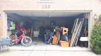 Garage or Shed Cleanup Offered