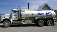 Pool Water Delivery Brant County & Area