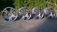 "Four 18"" x 7.5 Rims off 2005 Ford F150 FX4"