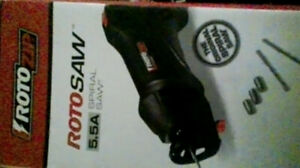 ROTOSAW - ROTOZIP  in box  NEW