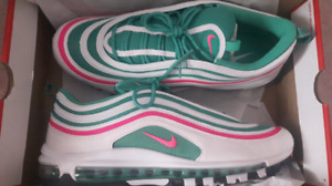 Nike Air Max 97 South Beach Size 13 DS