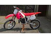 For sale Honda CR 125 Evolution 1992 model