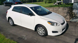 2012 fully loaded toyota matrix
