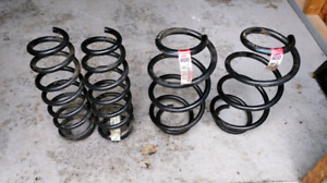 Coil spring ressorts Jeep Patriot Compass d'origine.