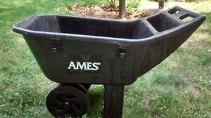 Chariot de jardinage (brouette)