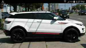 CUSTOM RANGE ROVER EVOQUE 2 DOOR!!!