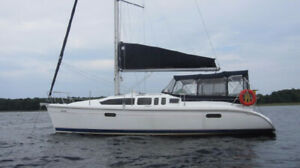 Modern, Fast and Ready to sail