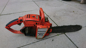Remington Chainsaw, liming saw,  11 inch