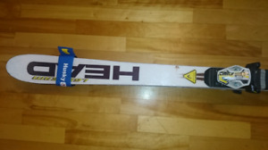 Head World Cup Rebels GS skis