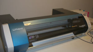 "Roland Sign Maker BN20, 26"" Laminator, Corel Draw, Lenovo Laptop"