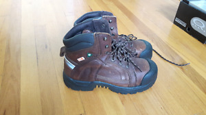 Steel Toe Safety Boots excellent condition
