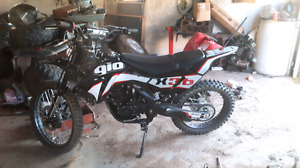 Looking to trade 4 atv