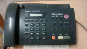 Brother 290MC Fax Scan and Copier