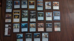 Great Magic the Gathering mtg card collection
