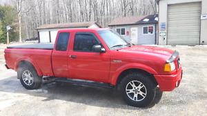 04 Ford Ranger  4.0L