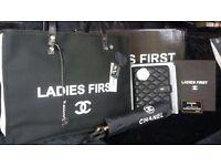 Chanel shopper set