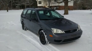 2006 FORD FOCUS WAGON CERTIFIED