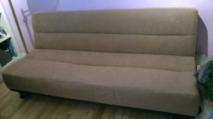 SOFA BED//PROPRE//140$ NÉGO//TRÈS BON//DIVAN LIT//GREAT