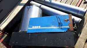 Epps hot water power washer