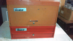 2 Snap on vintage tool chest