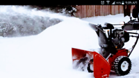 Snowblowing Services In Barrie