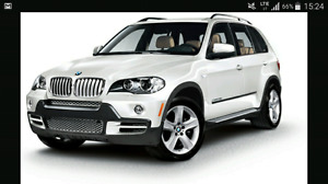 Wanted: 2009 to 2011 BMW X5 diesel