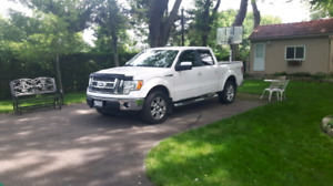 Ford F150 Supercrew Lariat 2010 4X4. Kms 187,000