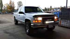 Trade for diesel or best offer  Prince George British Columbia image 1
