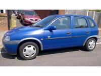 Vauxhall/Opel Corsa 1.2i 16v auto 1999.5MY Club, AUTOMATIC