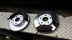 Brand new rotators for a 1999 chevy cavalier