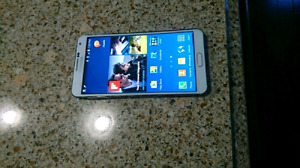 Samsung Galaxy note III, good condition in protective case