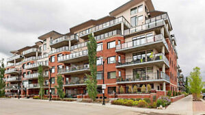 1 Bed Plus Den Sherwood Park Condo With 2 Baths and 2 Parking