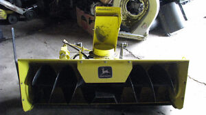 blower & blade attachments for lawn tractors JOHN DEERE & MORE!!
